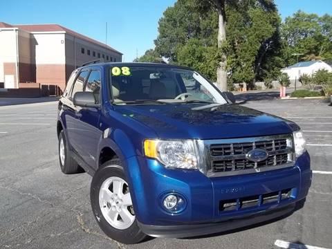 2008 Ford Escape for sale in Marietta, GA