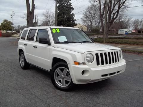 2008 Jeep Patriot for sale in Marietta, GA