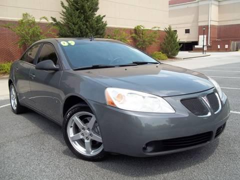2009 Pontiac G6 for sale in Marietta, GA