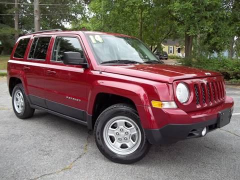 2014 Jeep Patriot for sale in Marietta, GA