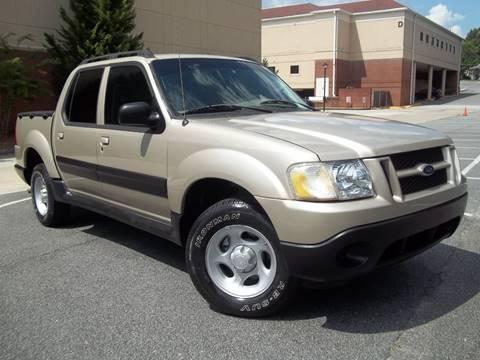 2004 Ford Explorer Sport Trac for sale in Marietta, GA