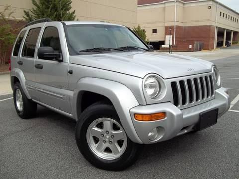 2004 Jeep Liberty for sale in Marietta, GA