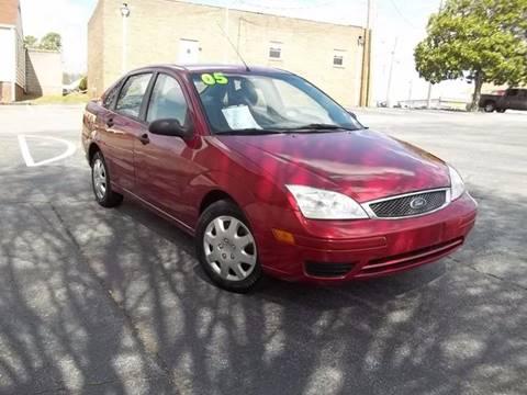 2005 Ford Focus for sale in Marietta, GA