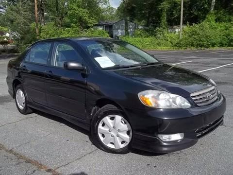 2004 Toyota Corolla for sale in Marietta, GA