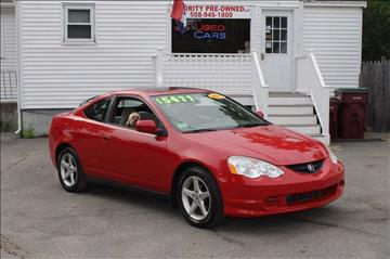 2004 Acura RSX for sale in Middleboro, MA