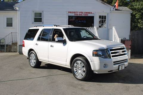 2013 Ford Expedition for sale in Middleboro, MA