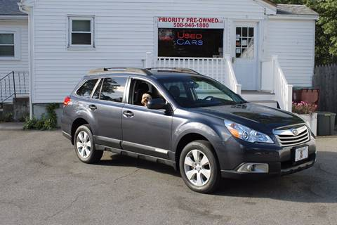 2011 Subaru Outback for sale in Middleboro, MA