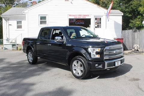 2015 Ford F-150 for sale in Middleboro, MA