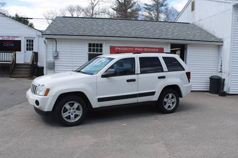 2005 Jeep Grand Cherokee for sale in Middleboro, MA