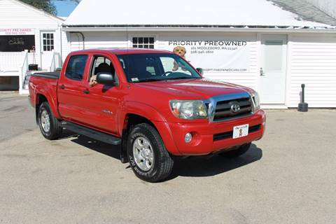 2010 Toyota Tacoma for sale in Middleboro, MA