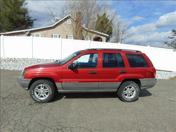 2002 Jeep Grand Cherokee for sale in Mount Airy, NC