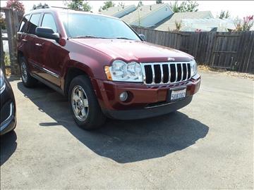2006 Jeep Grand Cherokee for sale in Sonoma, CA