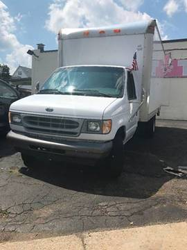 2002 Ford E-Series Cargo for sale in Boston, MA