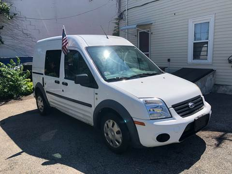2010 Ford Transit Connect for sale at Rockland Center Enterprises in Roxbury MA