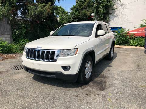 2011 Jeep Grand Cherokee for sale at Rockland Center Enterprises in Roxbury MA