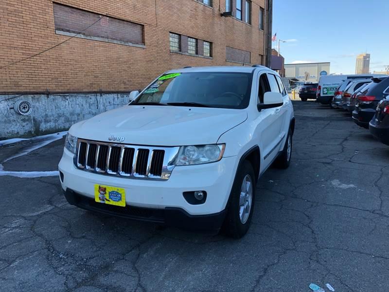 2011 Jeep Grand Cherokee for sale at Rockland Center Enterprises in Roxbury MA