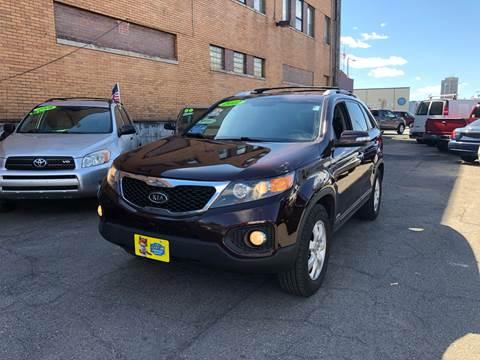 Used Cars Boston >> 2012 Kia Sorento For Sale In Boston Ma