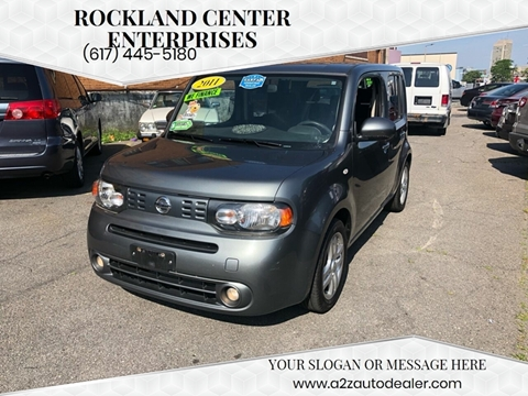 2011 Nissan cube for sale at Rockland Center Enterprises in Roxbury MA