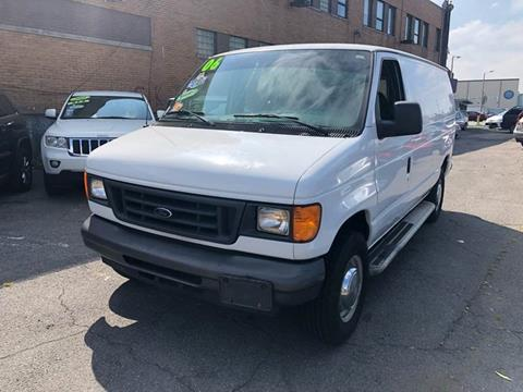 2006 Ford E-Series Cargo for sale at Rockland Center Enterprises in Roxbury MA