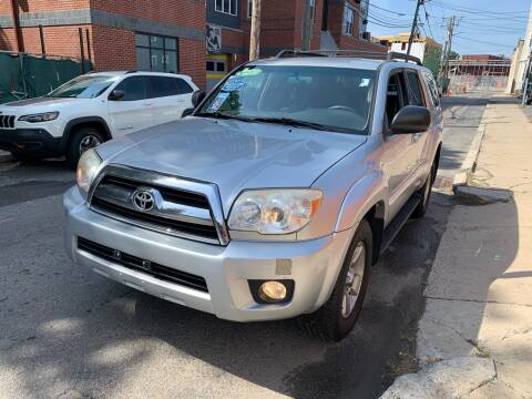 2007 Toyota 4Runner for sale at Rockland Center Enterprises in Roxbury MA