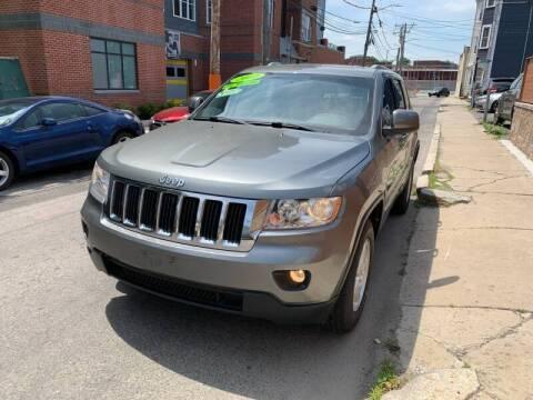 2012 Jeep Grand Cherokee for sale at Rockland Center Enterprises in Roxbury MA