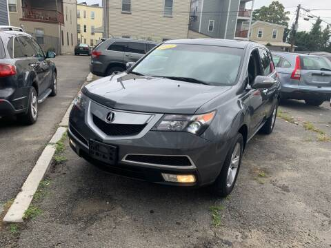 2011 Acura MDX for sale at Rockland Center Enterprises in Roxbury MA