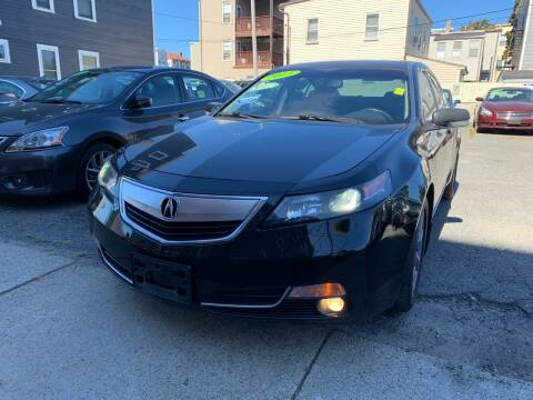 2013 Acura TL for sale at Rockland Center Enterprises in Roxbury MA