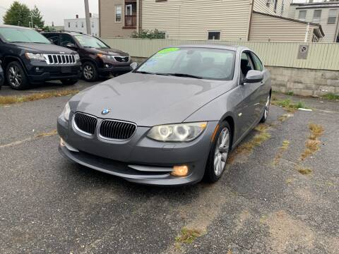 2012 BMW 3 Series for sale at Rockland Center Enterprises in Roxbury MA