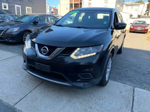 2015 Nissan Rogue for sale at Rockland Center Enterprises in Roxbury MA