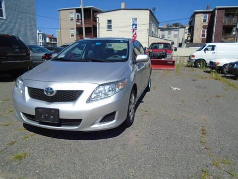 2009 Toyota Corolla for sale at Rockland Center Enterprises in Roxbury MA