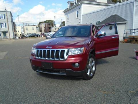 2013 Jeep Grand Cherokee for sale at Rockland Center Enterprises in Roxbury MA