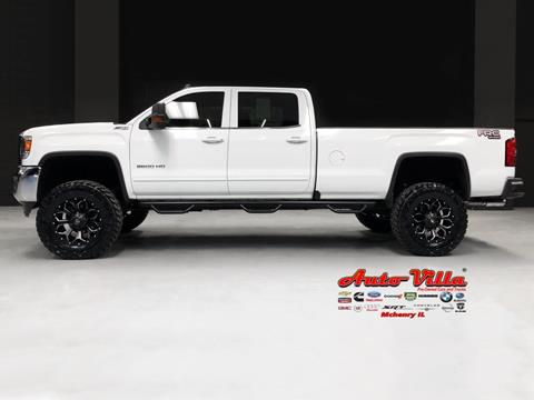 2017 GMC Sierra 2500HD for sale in Mchenry, IL