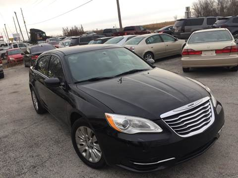 2012 Chrysler 200 for sale in Lee's Summit, MO