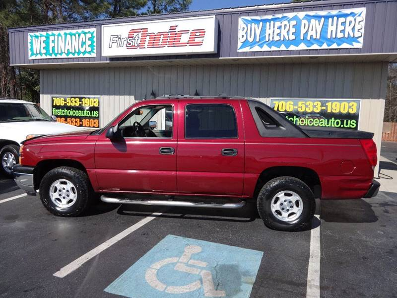 2005 CHEVROLET AVALANCHE 1500 LS burgundy pickup bed liner pickup tonneau cover - hard front ai
