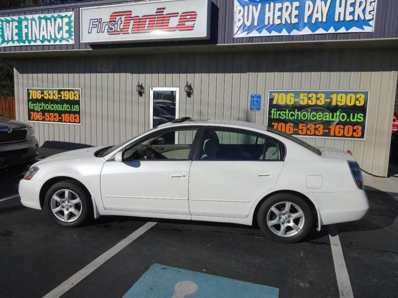 2006 NISSAN ALTIMA 25 S 4DR SEDAN WAUTOMATIC white 4700 cash only call 866-402-9704  air filt