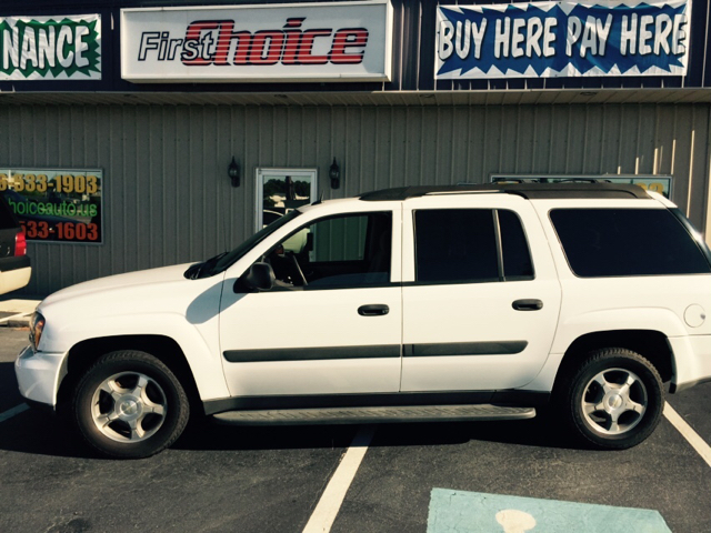 2005 CHEVROLET TRAILBLAZER EXT LT 4DR SUV white abs - 4-wheel anti-theft system - alarm axle ra