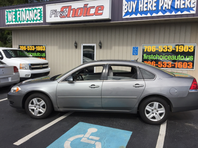 2006 CHEVROLET IMPALA LS 4DR SEDAN gray air filtration antenna type anti-theft system - alarm