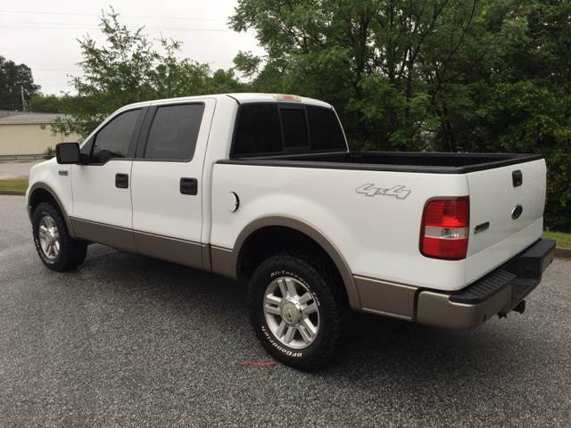 2004 Ford F-150 4dr SuperCrew FX4 4WD Styleside 5.5 ft. SB - Martinez GA