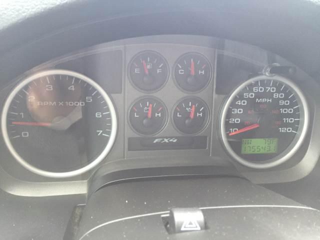 2005 Ford F-150 4dr SuperCrew FX4 4WD Styleside 5.5 ft. SB - Martinez GA