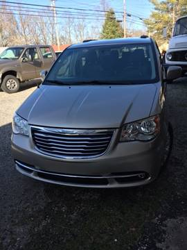 2016 Chrysler Town and Country for sale in Cookeville, TN