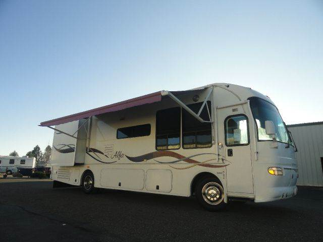 2002 ALFA SEE YA 36SYFD for sale at AMS Wholesale Inc. in Placerville CA