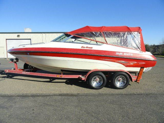 2003 BLUE WATER  210 MONTE CARLO for sale at AMS Wholesale Inc. in Placerville CA