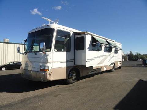 2000 Newmar Dutch Star 3858 for sale at AMS Wholesale Inc. in Placerville CA