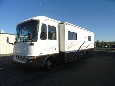 2003 Tiffin Allegro for sale at AMS Wholesale Inc. in Placerville CA