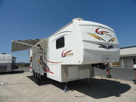 2009 Gulf Stream 5th Wheel G Force for sale at AMS Wholesale Inc. in Placerville CA