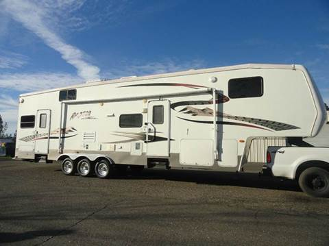 2005 Keystone Raptor for sale at AMS Wholesale Inc. in Placerville CA