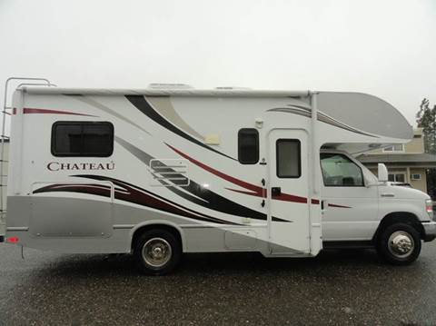 2013 Ford Chateau for sale at AMS Wholesale Inc. in Placerville CA