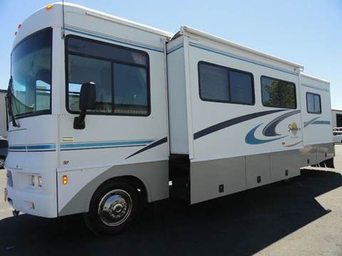 2004 Itasca sunova for sale at AMS Wholesale Inc. in Placerville CA