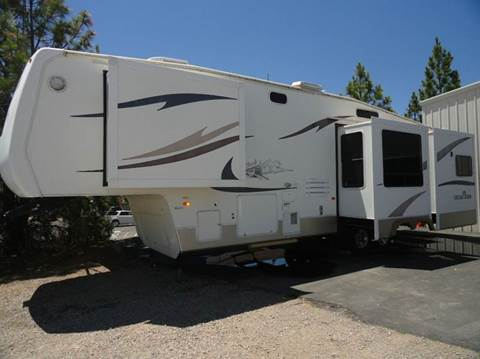 2005 Forest River Cedar Creek for sale at AMS Wholesale Inc. in Placerville CA