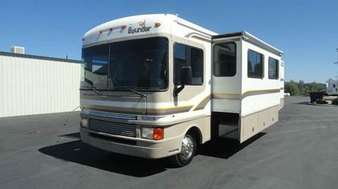 1998 Fleetwood Bounder for sale at AMS Wholesale Inc. in Placerville CA